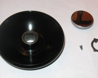 Singer 99K Sewing Machine Balance Wheel & Knob - Vtg 1952 - Great condition