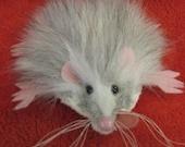 Catnip Cat Toy,  Little Roadkill Possum Cat Toy  # Cat Toys, Toy Possum