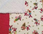 Santa Baby Blanket