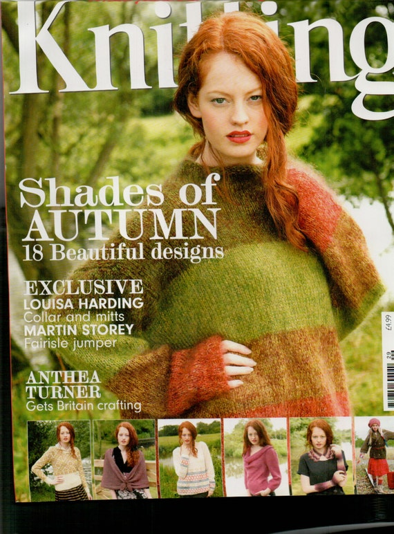 Knitting Magazine Issue 107 Autumn 2012