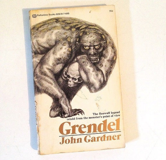 about john gardner's grendel John gardner's grendel explores how space, time, and monstrosity mutually  constitute each other, demonstrated through grendel's movement from liminal.