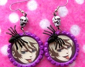 Black Butler Devilish Alois Trancy Anime Earrings
