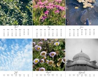 2017 Photo Calendar No. 5