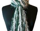 Michigan State Spartans - Football Scarves College Scarfs - Hunter Green and White