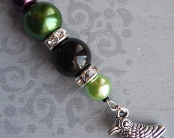 Maleficent's magic necklace