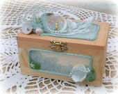 Mermaid Treasure Box - Multi-Purpose Holder