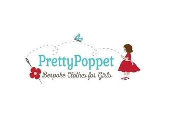 Custom Logo Design, Children's Logo, Boutique Logo