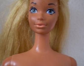 Vintage 1974 Malibu PJ barbie