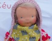 Céu - Waldorf inspired doll - preemie size