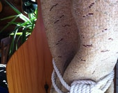 1 or 2 Nautical Rope Tiebacks - Nautical Curtain  - for home, cabin, boat house or cottage - Nautical Decor