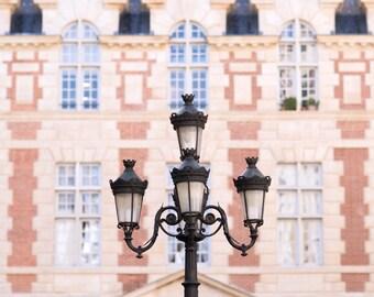 Paris Photography - Place Furstenberg, Architecture Photography, France Travel Fine Art Photograph, French Home Decor, Large Wall Art