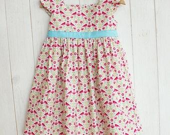 no 767 Adalyn Dress (6 - 24 Months) PDF Pattern