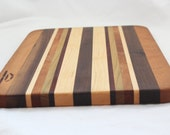 "Handmade Rectangle Cutting Board 10"" x 14"""
