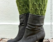 Boot Cuff Crochet Pattern No. 917 Instant Digital Download PDF