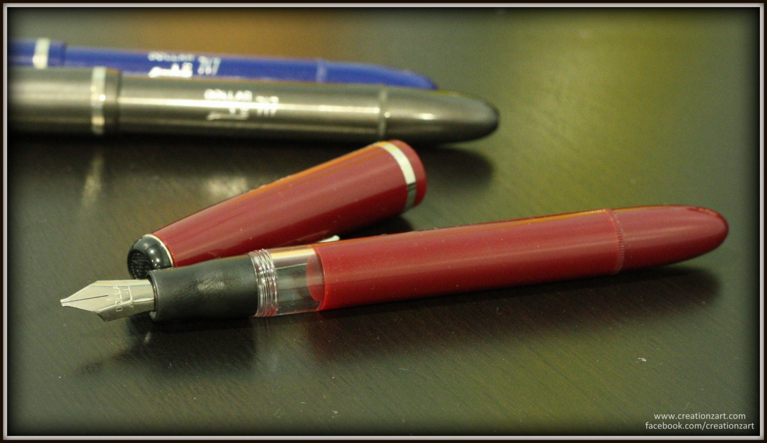 Calligraphy Fountain Pen Ideal For Arabic Urdu And Persian