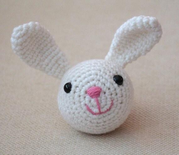 Rabbit Chinese Zodiac Amigurumi CUSTOM ORDER Montessori