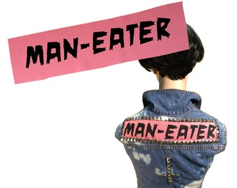 Man-Eater Patch