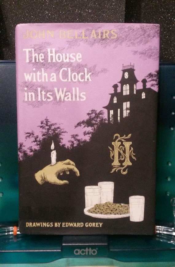 The house with a clock in its walls hardcover edition for The house with a clock in its walls ebook