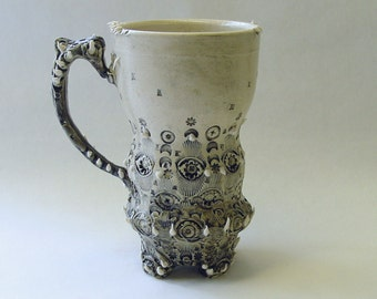 Industrial Wedding Cake Mug v2.0