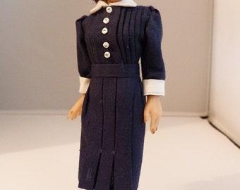 1940s lady - Beth by Jo Med.