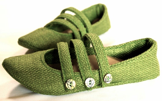 Ballet Flats Sewing Pattern Digital Download for Women- Shoe making made easy