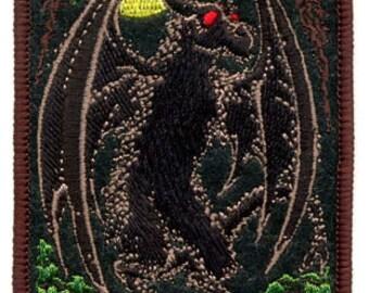Cryptozoology Tracking Society: Jersey Devil Patch