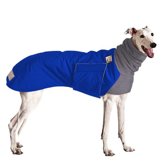 GREYHOUND Winter Dog Coat, Dog Coat, Winter Coat, Dog Clothing