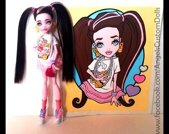 Custom OOAK Doll Portraits