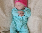 Gnome Hat - Newborn - Ready to ship - Pick your color
