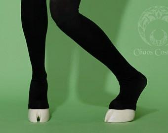 CUSTOM Unisex Simple Hoof Shoes and Thigh High Leggings