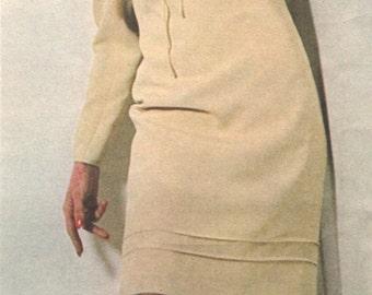 Jean Muir dress pattern -- Butterick Young Designer 3609