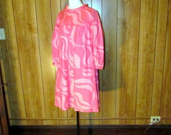 On Sale-Fabulous 1960's MOD Dress
