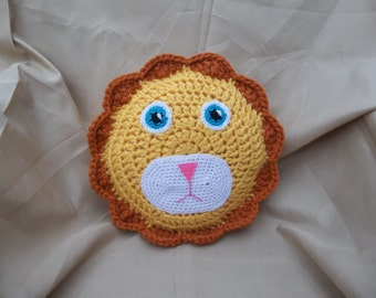 Lion Pillow Pal (custom made)
