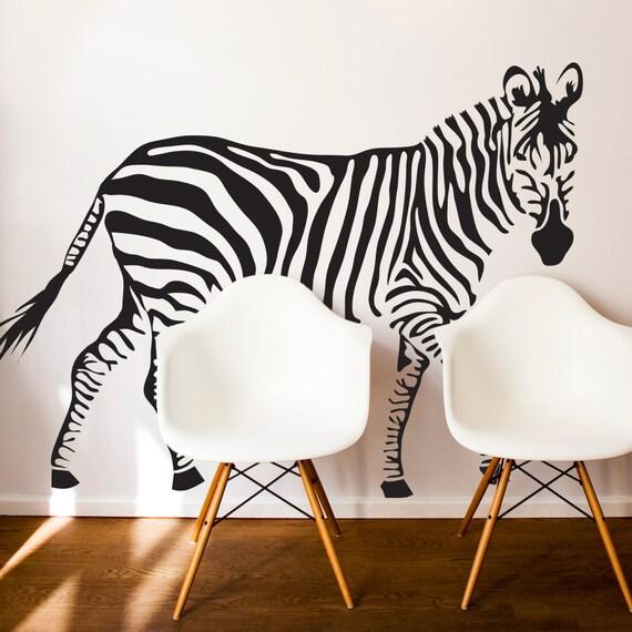 lifesize zebra wall decal custom vinyl art stickers life size michael quot air quot jordan 1992 dream team wall decal