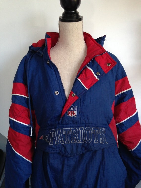 Vintage Patriots Jacket FootballNFL  eBay