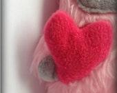 Handmade Edwina the Yeti Plush