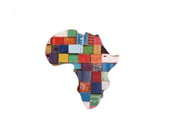 Africa Blocks Medium