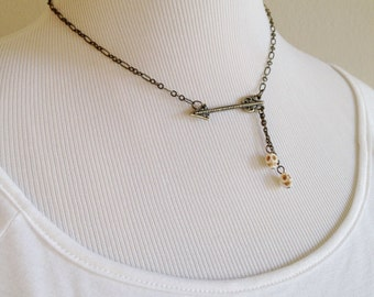A Necklace of Artemis Arrow into the River Styx