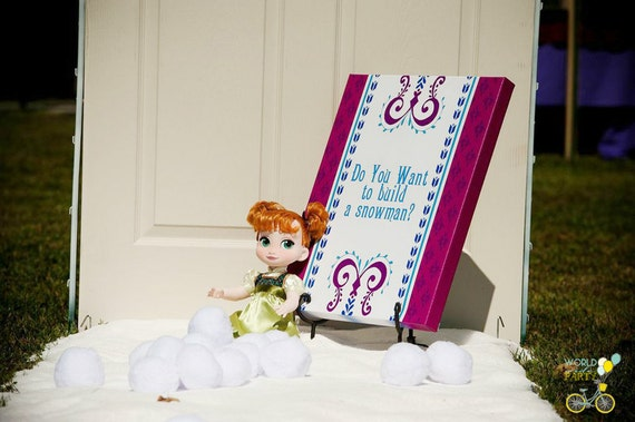 INSTANT download: Do you want to build a snowman? - frozen ...