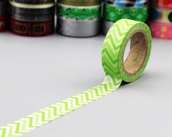 Washi Tape - Japanese Washi Tape - Masking Tape - Deco Tape - WT1001