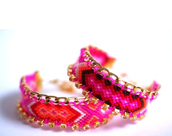 Sugar Chain Friendship Bracelet.