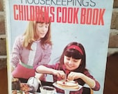 Good Housekeeping's Children's Cook Book 1969