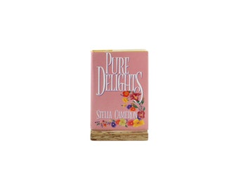 Pure Delights By Stella Cameron, Romance Novel