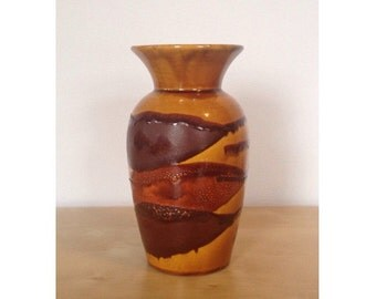 Royal Haeger Earth Wrap Vase