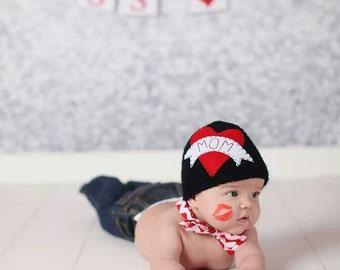 Chevron Collection Zig Zag Baby Boy Bow Tie Baby Tie Baby