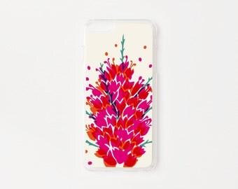 iPhone 6 Plus Case - Cactus iPhone Case - Floral iPhone Case - Chagual - Flor de Chile Special Collection