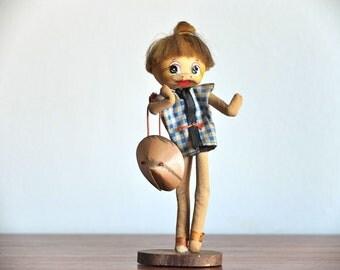 Vintage 60s pose doll posing mode sixties 1960s japan