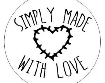 Made With....Stamp