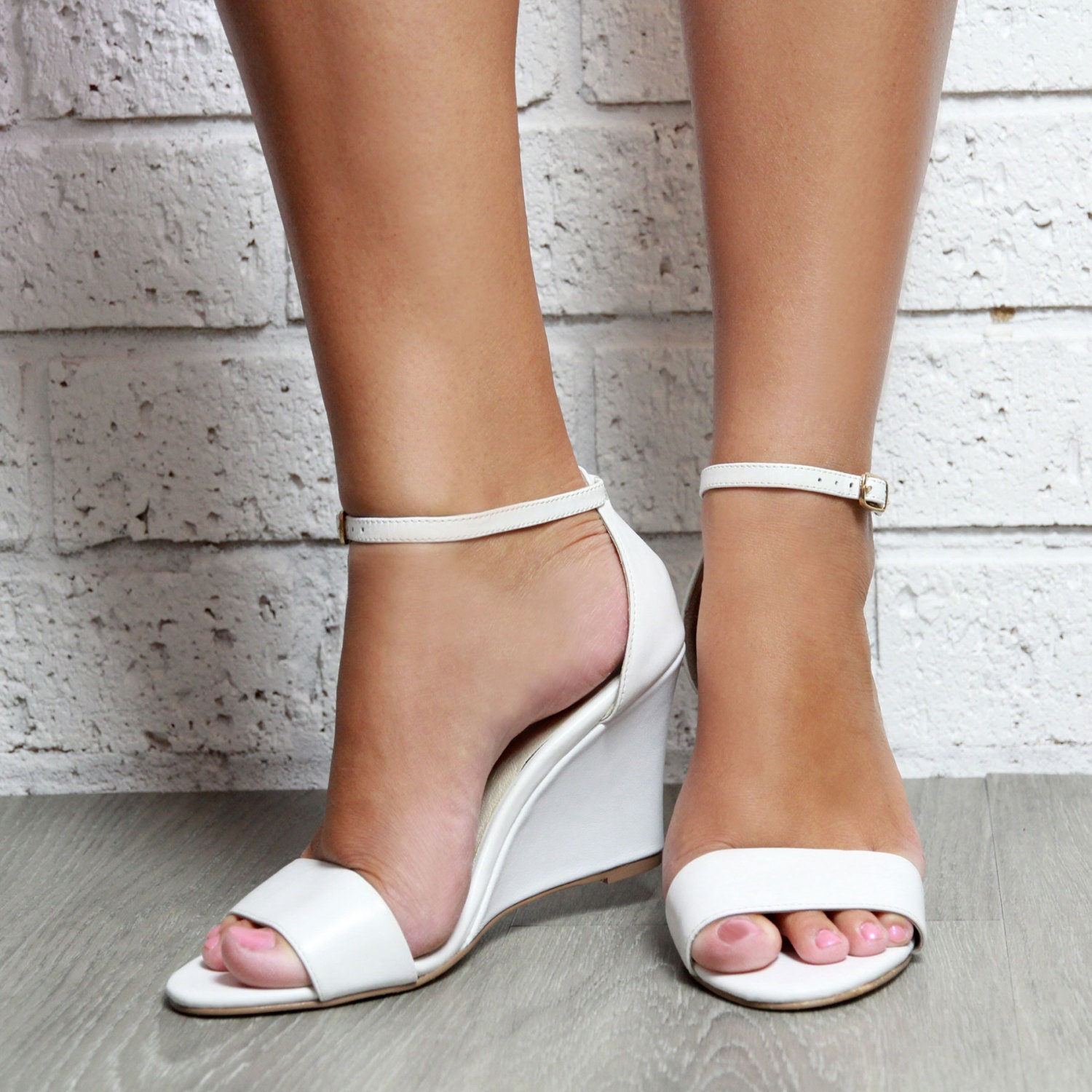 Shopbop has the chic looks that keep you coming back. Shop our collection of wedges white and find the piece you've been searching for. Your style inspiration starts with this distinctive assortment of wedges white.