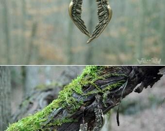 Wings on Wind - Bird Wing Jewelry